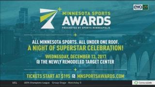 Michael Rand of the Star Tribune on the 1st Minnesota Sports Awards