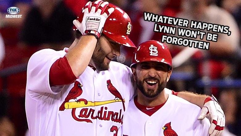 Whatever happens, Lance Lynn won't be forgotten