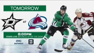 Dallas Stars vs. Colorado Avelanche preview | Stars Live