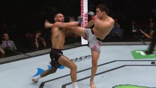 A nasty KO gets Ryan Benoit the win over Ashkan Mokhtarian | UFC FIGHT NIGHT