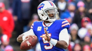 Jason Whitlock on Bills benching Tyrod Taylor: 'This is shocking to me'