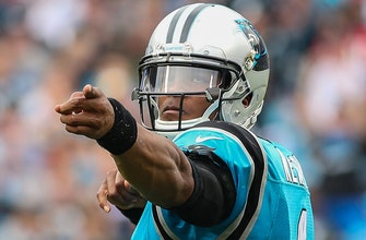 Colin Cowherd explains why he thinks Cam Newton and the Panthers will win the NFC South