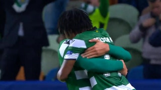 Sporting CP vs. Olympiacos | 2017-18 UEFA Champions League Highlights
