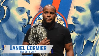 Daniel Cormier Interview | THE ANIK AND FLORIAN PODCAST