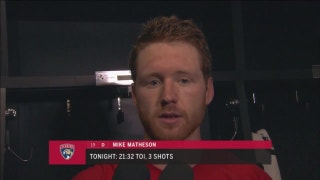 Mike Matheson: There is no excuse for our turnovers