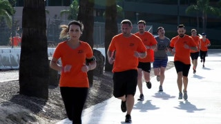 Ducks Weekly: Annual Staff Turkey Trot