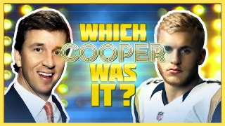 Which Cooper was it?