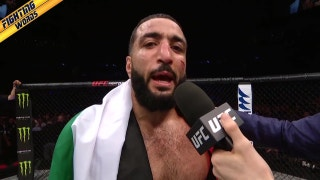 Belal Muhammad has a message for Colby Covington | FIGHTING WORDS