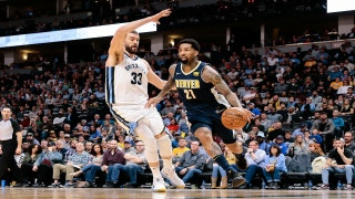 Grizzlies LIVE to GO: Grizzlies struggles continue as they fall to the Nuggets 104-92