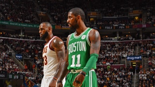 Chris Broussard: Kyrie Irving is better off without LeBron -- but only because he landed in Boston