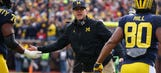 NFL teams believe they can make a run for Michigan coach Jim Harbaugh, Jay Glazer reports