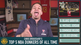 Chris Broussard reveals his top 5 in-game dunkers of all time