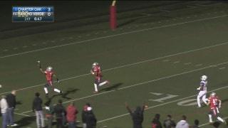 Playoffs, semifinals: PICK-6 ALERT! Jaxen Turner takes it back 70 yards