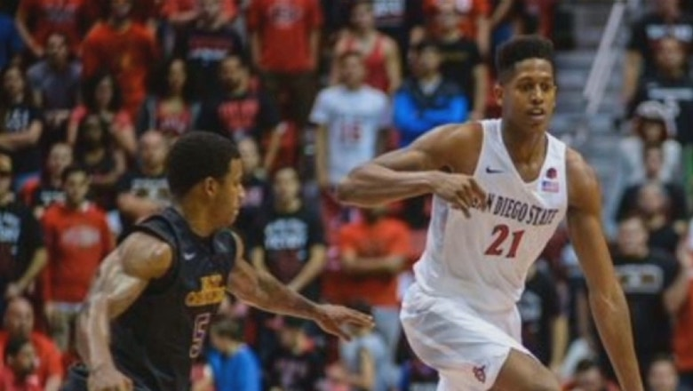 The Loose Cannons interview Aztecs F Malik Pope