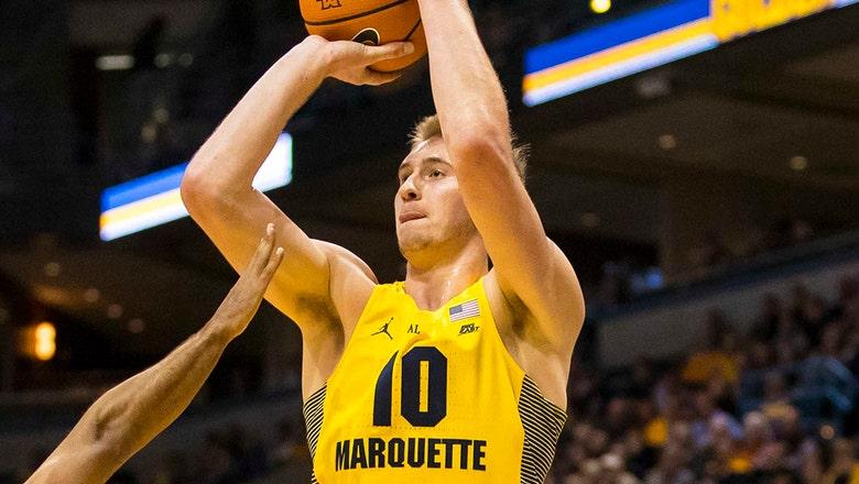 Marquette needs OT to beat Eastern Illinois 86-83