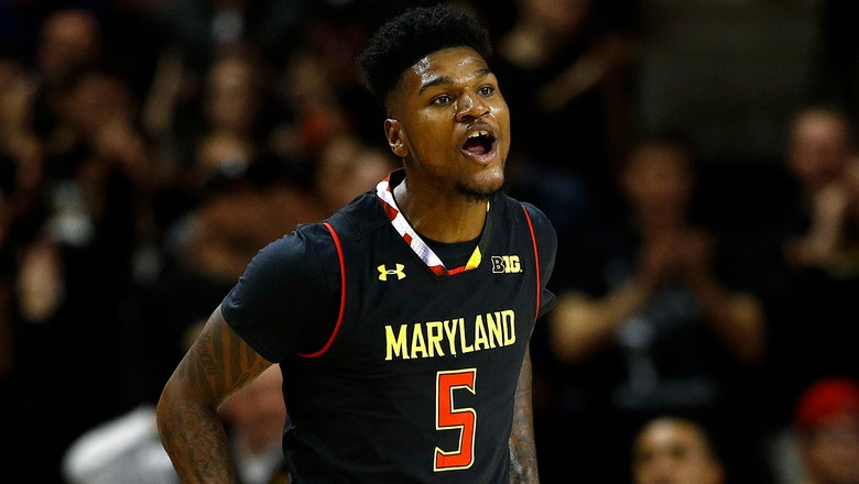 Maryland shoots the lights out in 79-65 win over Butler
