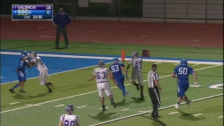 Playoffs, quarterfinals: Sweet cutback by Moises Haynes for 6