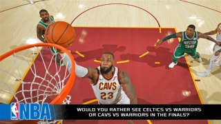 What is the ideal NBA Finals matchup?