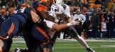 No. 23 Northwestern pulls away from Illinois 42-7