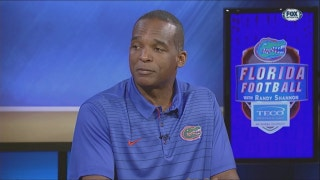 Randy Shannon set for first home game as Gators' interim coach