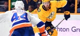 Sounding Off: Predators' depth to be tested with injuries to Hartnell, Weber