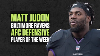 'I didn't come into this league to be mediocre.' - Ravens LB Matt Judon on what motivates him to be great