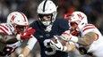 No. 10 Penn State rolls to 56-44 win over Nebraska