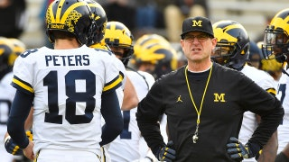 From bad to worse: Michigan's TD catch ruled incomplete after review before red-zone fumble on next play