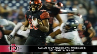 Rashaad Penny snubbed, even after leading the country in rushing