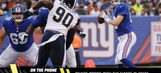 Shaun O'Hara on the state of the NFL, Giants