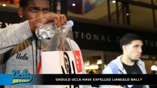 Should UCLA expel LiAngelo Ball?