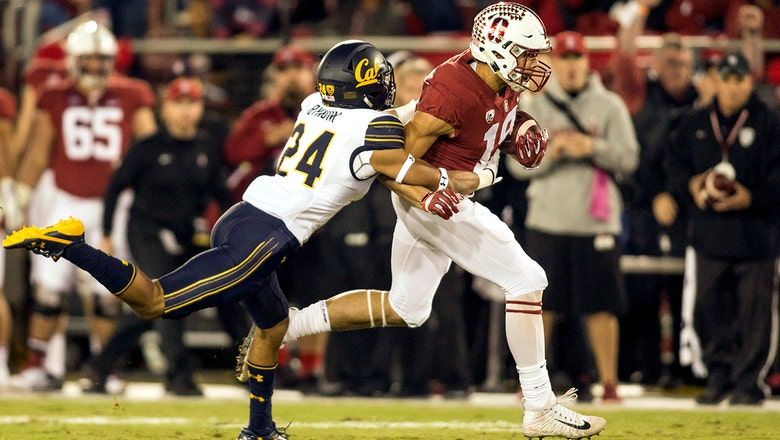 No. 22 Stanford hangs on to win the Big Game over rival Cal