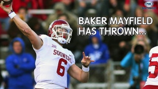 Baker Mayfield sets Big 12 Record | STATus Update