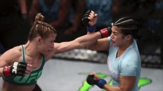 Barb Honchak vs Rachael Ostovich-Berdon | Fight recap | The Ultimate FIghter