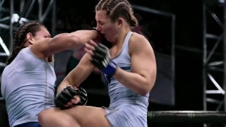 Montana Stewart vs Nicco Montano | Fight Recap | The Ultimate Fighter