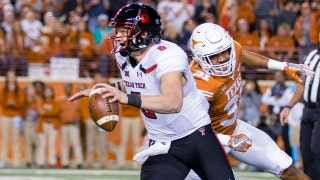 Texas Tech tops Texas 27-23 to become bowl eligible