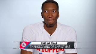 Clippers Weekly This or That: XMAS or Thanksgiving?