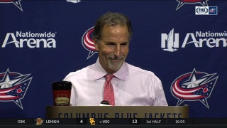 """We deserved to win."" - John Tortorella"