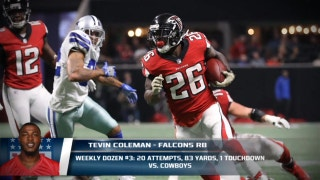 Touchdowns & Donuts | Week 11 NFL Fantasy football Plays