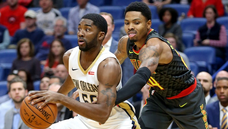 Hawks LIVE To GO: Hawks lose heartbreaker in New Orleans
