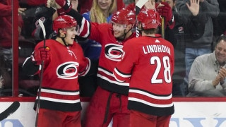 CANES LIVE TO GO: Teravainen hat trick leads Hurricanes past Dallas, 5-1