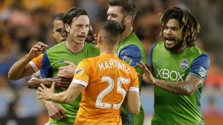 Houston Dynamo vs. Seattle Sounders FC | 2017 MLS Playoff Highlights