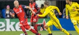 Columbus Crew SC vs. Toronto FC | 2017 MLS Playoff Highlights