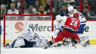 CANES LIVE TO GO: Hurricanes comeback falls short against Toronto as Carolina loses, 5-4