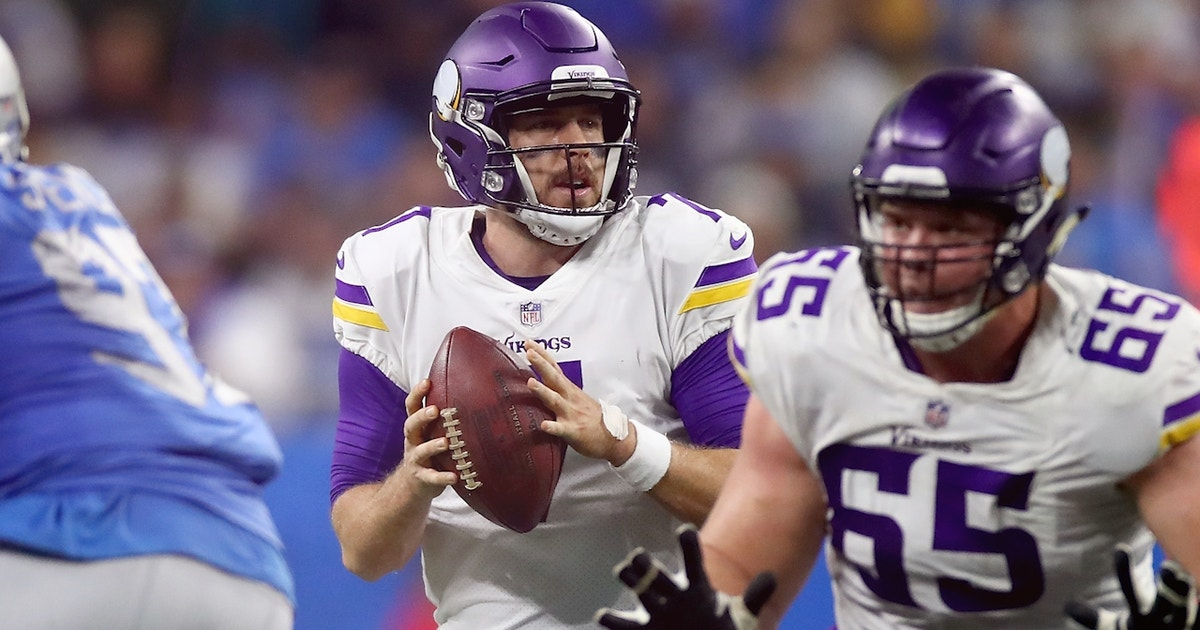Did Case Keenum put his doubters to rest with this win? (VIDEO)