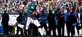 Skip Bayless reacts to LeBron James saying Carson Wentz is now his favorite NFL player