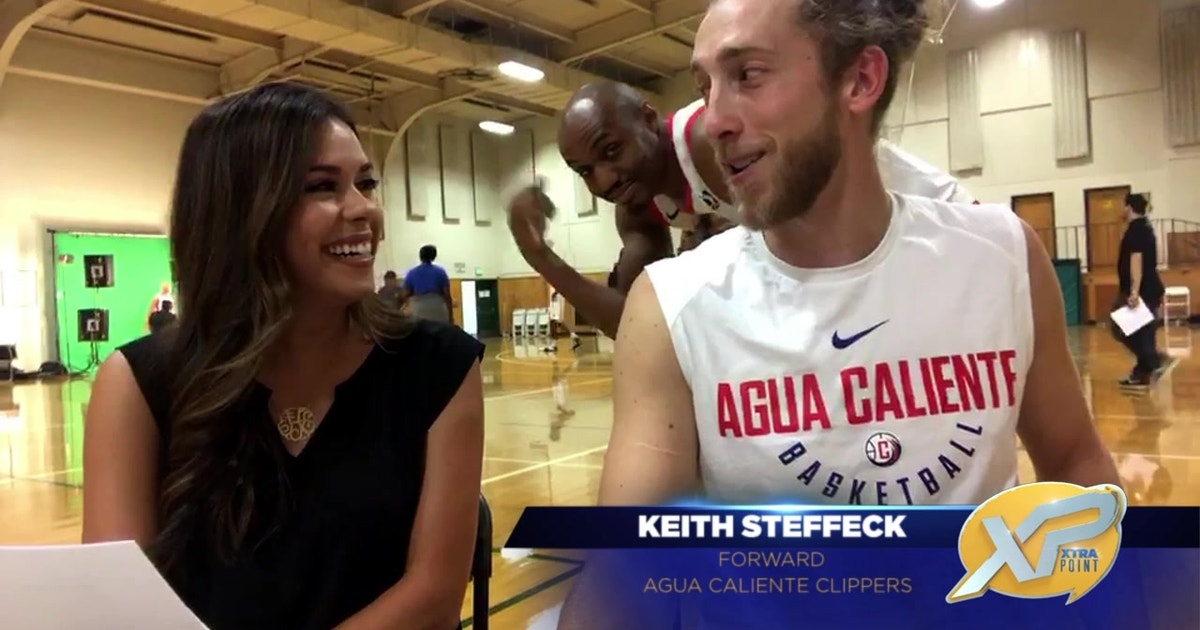 cdd9d8f6ccab XTRA Point  Agua Caliente Clippers Media Day