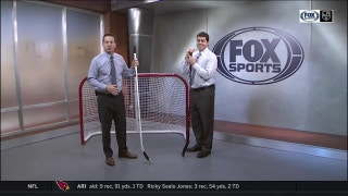 LA Kings Live: Things got physical during demonstration segment
