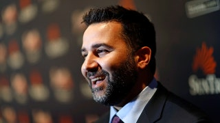 Braves introduce new general manager Alex Anthopoulos