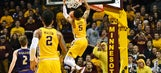 Gophers ranked No. 14 in AP Top 25
